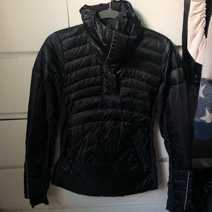 Lululemon Quarter Zip Puffer Jacket